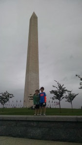"""""""The Washington Monument is getting bigger!"""""""